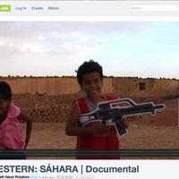 Western:Sáhara. Documental
